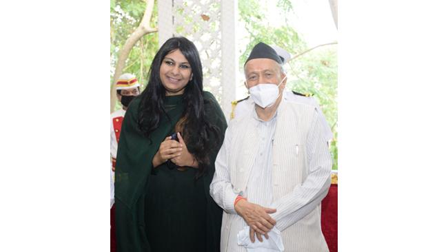 "Vedanta NandGhar bags the ""CSR Shining Star Award"""