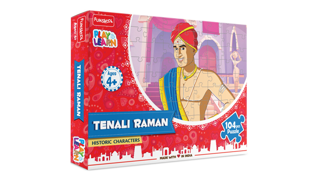 Funskool India launches 15 Traditional Indian Toys& Games during The India Toy Fair 2021