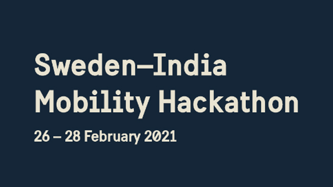 creative-ideas-functional-solutions-to-the-fore-at-the-sweden-india-mobility-hackathon-on-safe-and-sustainable-transportation