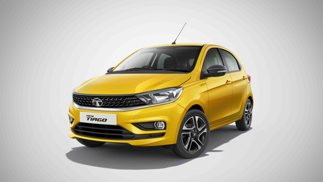 Tata Motors Introduces the 4thAMT option in the Tiago family