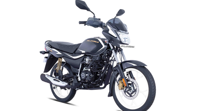 Bajaj Auto introduces the Platina 110-ABS : The 'safest' bike in its segment