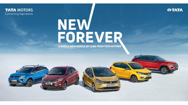 Tata Motors launches the New Forever range of passenger vehicles in Nepal