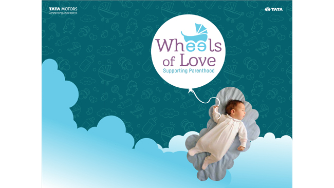 Tata Motors launches 'Wheels of Love',a holistic programme to support parenthood