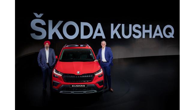 KUSHAQ TO DRIVE GROWTH OF SKODA IN INDIA