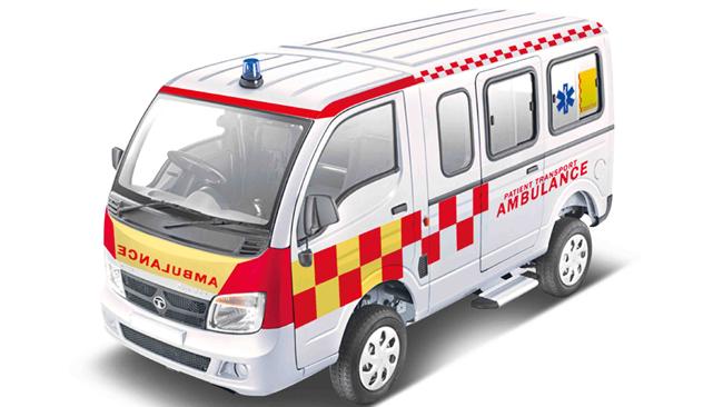 Tata Motors introduces the Magic Express Ambulance; forays into compact ambulance segment