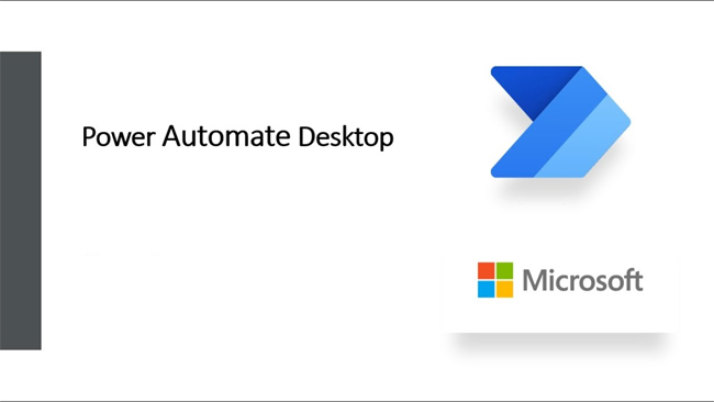 Microsoft India announces the general availability of Power Automate Desktop for Windows 10