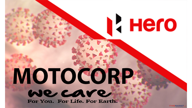 HERO MOTOCORP INITIATES COVID-19 VACCINATION DRIVE FOR PERMANENT & CONTRACTUAL EMPLOYEES