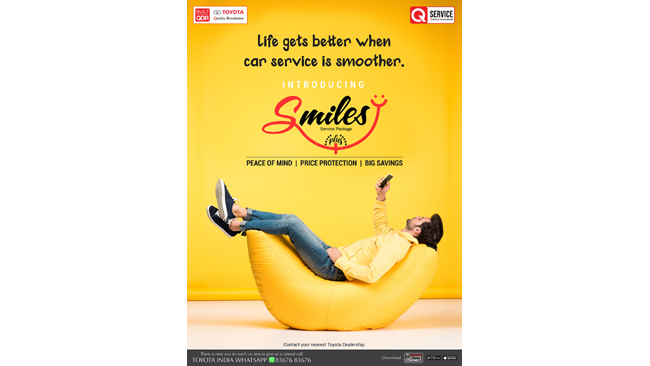 toyota-kirloskar-motor-launches-all-new-pre-paid-service-package-smiles-plus