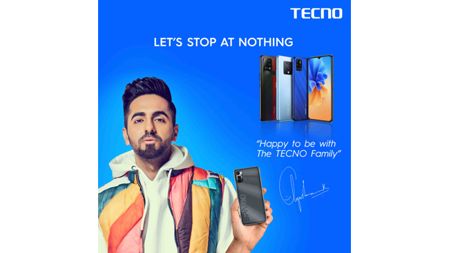 tecno-ropes-in-bollywood-superstar-ayushmann-khurrana-as-its-indian-brand-ambassador-for-2021
