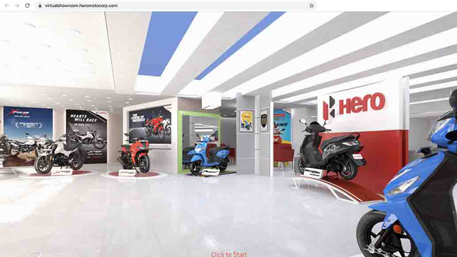 HERO MOTOCORP INTENSIFIES ITS DIGITAL APPROACH