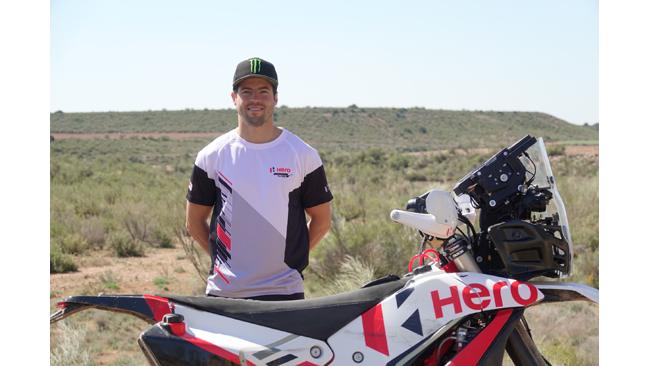 HERO MOTOSPORTS TEAM RALLY GEARS-UP FOR THE SEASON