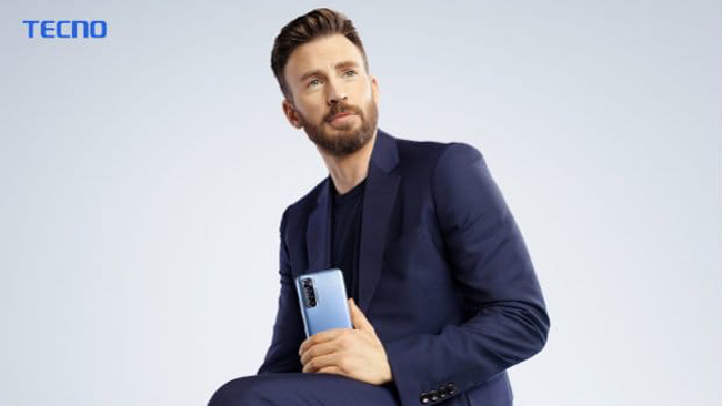 tecno-appoints-internationally-renowned-actor-chris-evans-as-its-global-brand-ambassador
