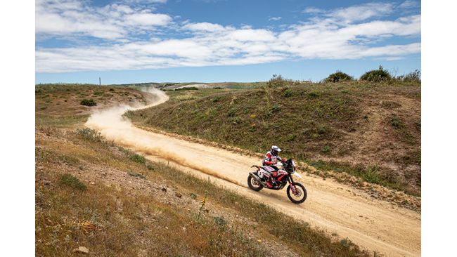 HERO MOTOSPORTS TEAM RALLY STARTS THE ANDALUCIA RALLY ON A WINNING NOTE