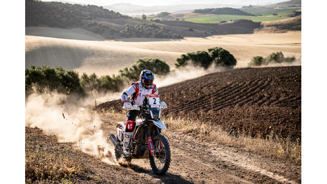 HERO MOTOSPORTS TEAM RALLY DELIVERS A STRONG SHOW IN THE FIRST STAGE OF ANDALUCIA RALLY