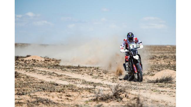 HERO MOTOSPORTS TEAM RALLY KICKS OFF RALLY KAZAKHSTAN CAMPAIGN