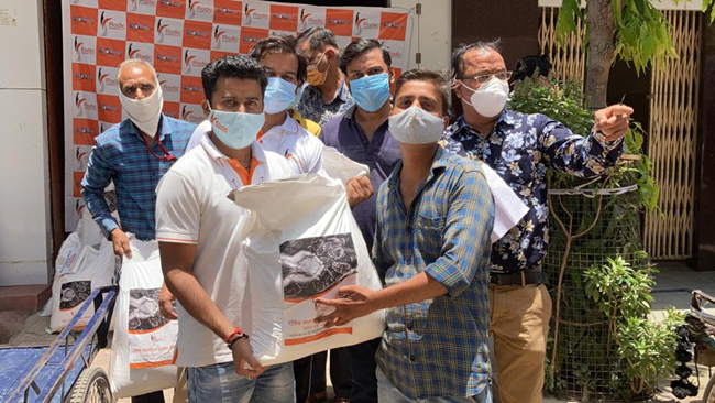 rodic-consultants-distribute-4000-ration-bags-to-the-marginalized-in-kota-rajasthan