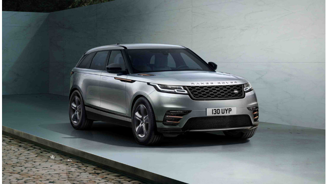 NEW RANGE ROVER VELAR INTRODUCED IN INDIA WITH PRICES FROM ₹ 79.87 Lakh