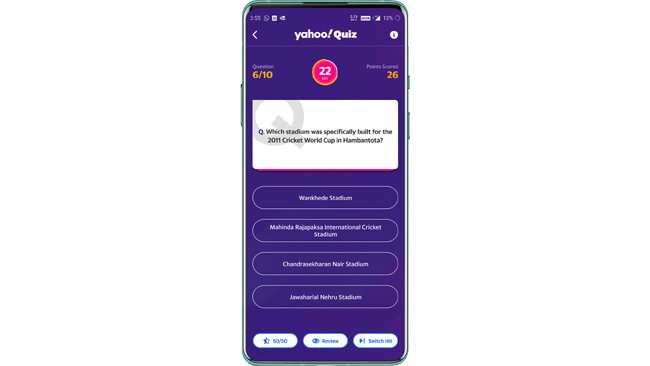 Yahoo Cricket reimagines fan experience with India's first Super App for Cricket