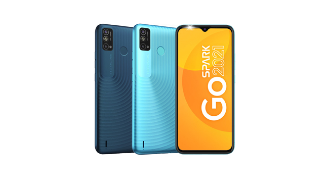 TECNO recreates magic with all-new blockbuster SPARK Go 2021 at a special launch price of INR 6699