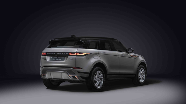 NEW RANGE ROVER EVOQUE INTRODUCED IN INDIA WITH PRICES FROM ₹64.12 Lakh