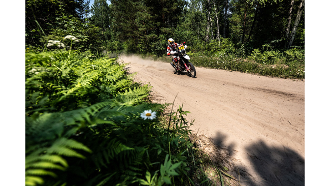 HERO MOTOSPORTS TEAM FIRST-EVER PODIUM FINISH FOR THE TEAM IN THE FIM CROSS-COUNTRY RALLY WORLD CHAMPIONSHIP