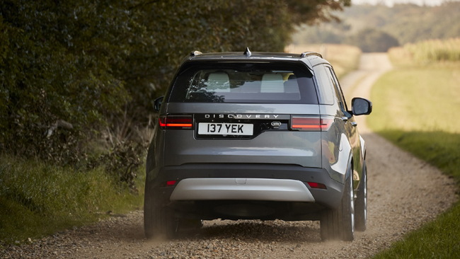 NEW LAND ROVER DISCOVERY, THE ULTIMATE, VERSATILE SEVEN-SEAT PREMIUM SUV, INTRODUCED IN INDIA