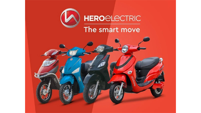 Hero Electric Vehicles to invest Rs 700 crore in business expansion by 2025