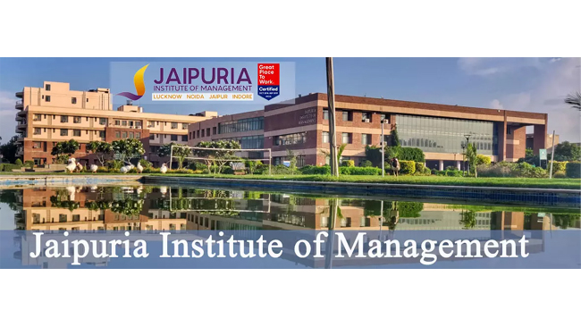 Jaipuria Institute of Management to conduct E-convocation to felicitate its graduating students for the second consecutive year