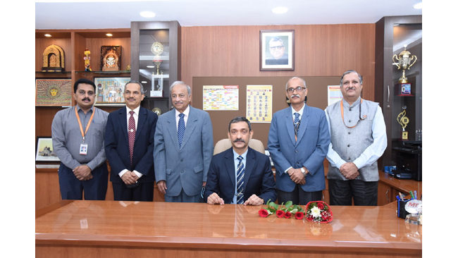 cdr-dr-anil-rana-takes-over-as-the-11th-director-of-manipal-institute-of-technology