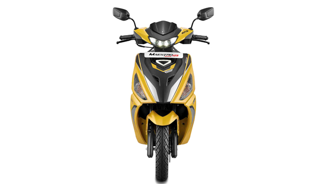 HERO LAUNCHES THE NEW 'CONNECTED' MAESTRO EDGE 125 WITH FIRST-IN-SEGMENT FEATURES