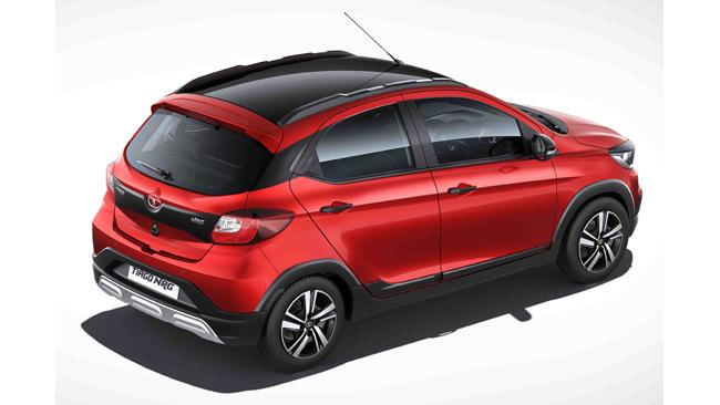 Tata Motors drives in the all-new Tiago NRG