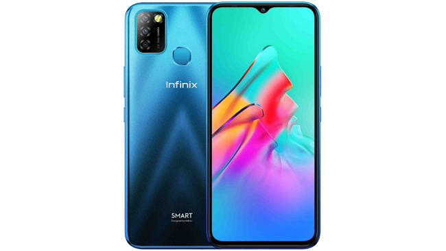 Infinix launches SMART 5A, with Jio price support smartphone in less than 6K