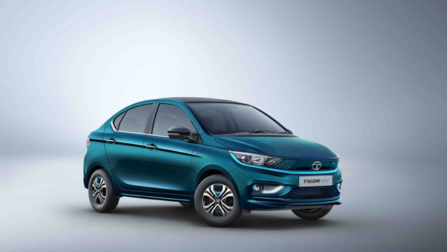 Tata Motors unveils its second EV for personal segment, Bookings open from today