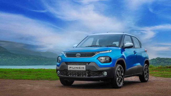 Tata Motors names its upcoming SUV as 'PUNCH'
