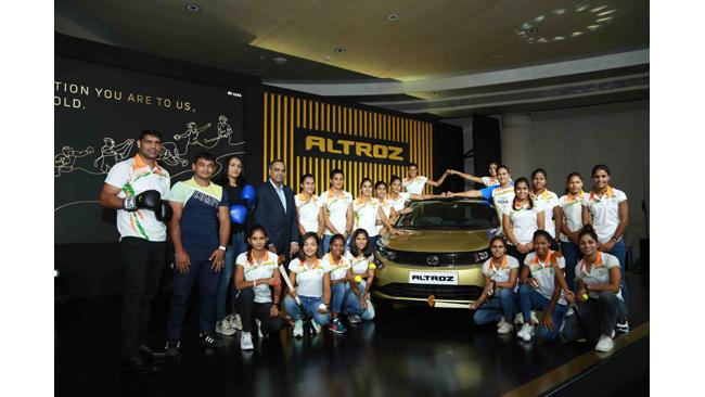 Tata Motors honors Olympians who narrowly missed the podium finish but inspired billions