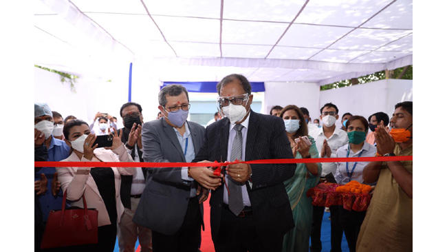 dtdc-and-narayana-health-successfully-set-up-an-oxygen-generator-plant-in-jaipur