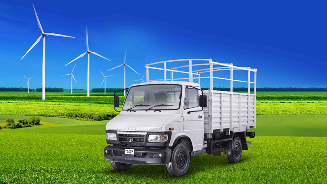 The legendary Tata 407 goes Green: Tata Motors launches all-new CNG variant of the model
