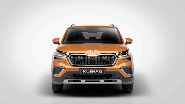 SKODA crosses the 10,000-bookings mark with the KUSHAQ