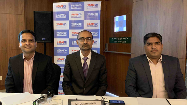 Samco Mutual Fund targets 10 percent market share in Rajasthan