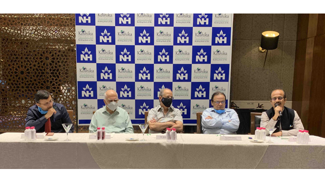 children-born-with-congenital-heart-defects-get-a-new-lease-of-life-at-narayana-multispeciality-hospital-with-support-of-koshika-foundation
