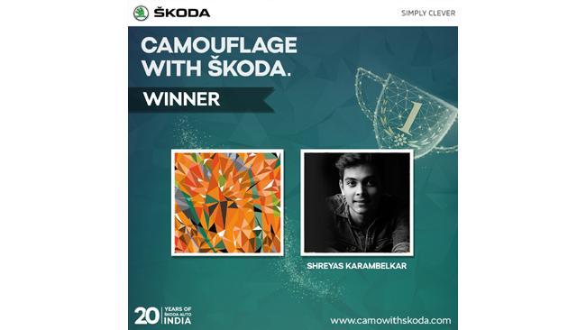 skoda-auto-india-announces-the-winner-of-the-camouflage-with-skoda-design-contest