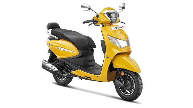 hero-motocorp-further-augments-its-scooter-portfolio-launch-pleasure-xtec