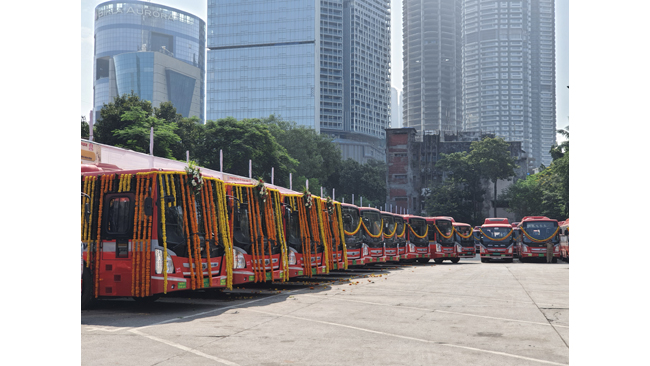 tata-motors-accelerates-best-s-green-mobility-journey-completes-electrification-of-worli-depot