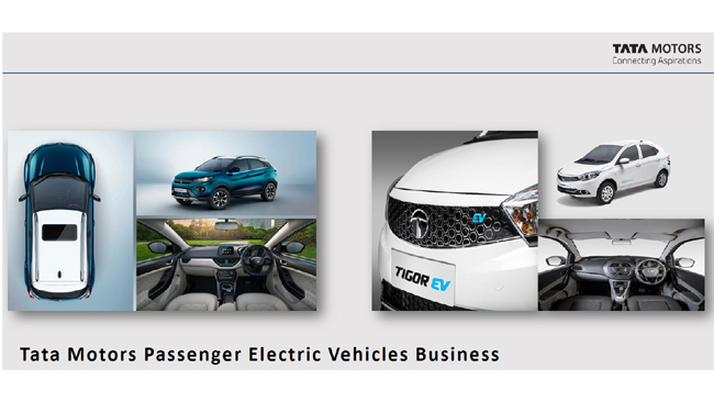 Tata Motors to raise $1BN in its Passenger Electric Vehicle business at a valuation of upto $9.1 BN from TPG Rise Climate