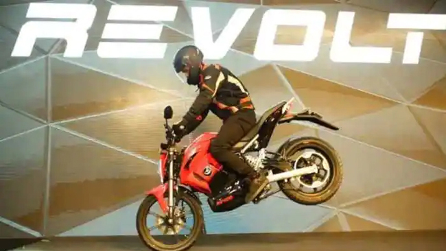 Revolt Motors comes to your city; Opening its first retail store in Jaipur on 25th October