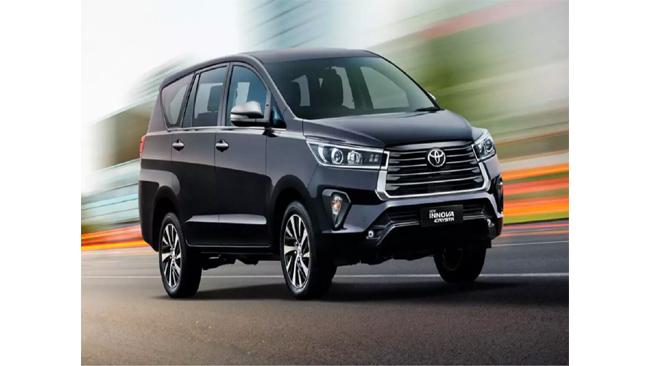 Toyota Kirloskar Motor Launches the Innova Crysta Limited Edition this festive season